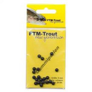 FTM-Trout Gummiperlen 6mm