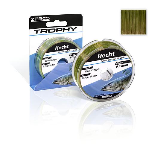Zebco Trophy Hecht Monoschnur 0,40 mm