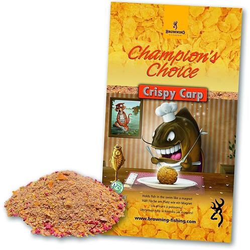 Browning Grundfutter Crispy Carp