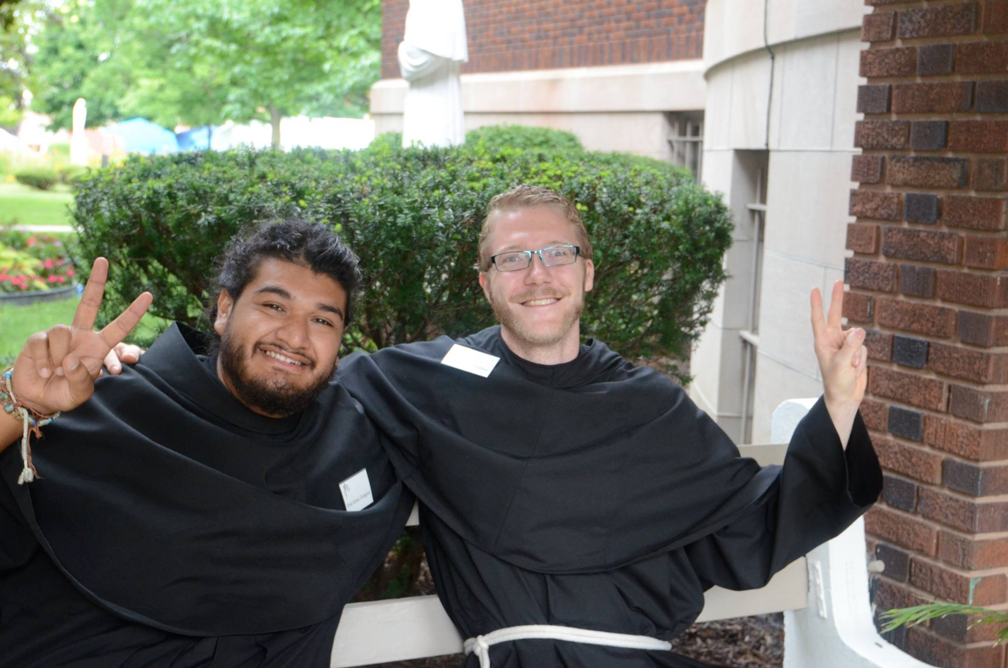 friars Jaime and Marco