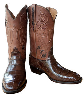 custom boots for men