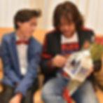 Встреча особенного юного певца .jpg