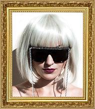 двойник Леди Гага