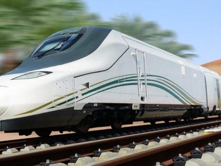 TGV ARABIE SAOUDITE : DE LA MECQUE A MEDINE EN MOINS DE 2H30