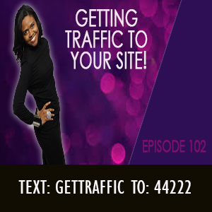 Getting Traffic To Your Site EP 102 mini