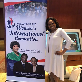 International Women's Convention, Baltimore, MD