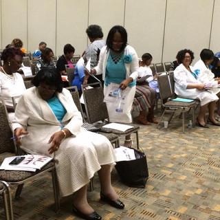 International Women's Convention, Baltimore, MD