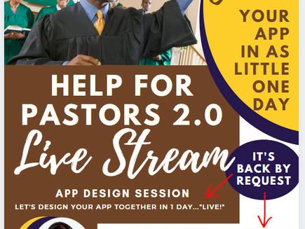 Help for Pastors - [REPLAY]