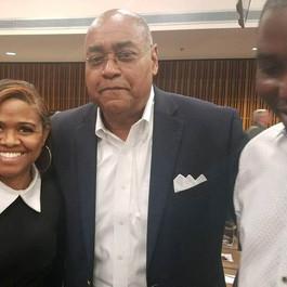 Texas Commissioner Rodney Ellis