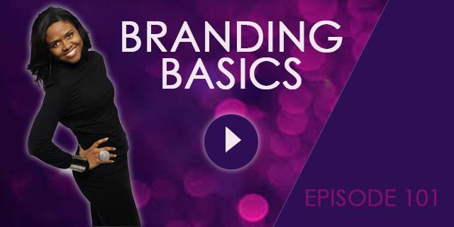Branding basiscs banner