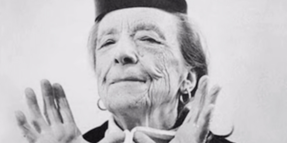 Salon des Arts : Louise Bourgeois FULL (see next date)