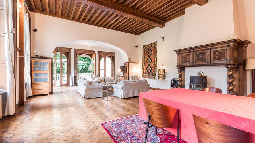 Giant Living Room