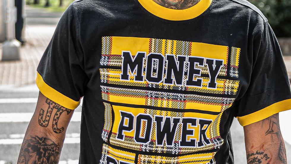 Money, Power, Respect Tee