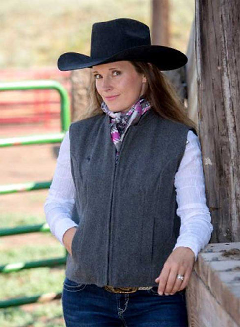 Sierra Wool Vest