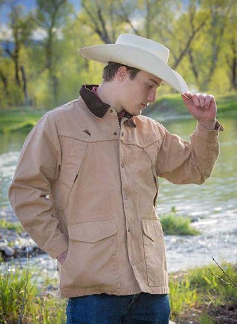 Sagebrush Canvas Jacket