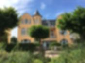 Villa Strandrose direkt an der Ostsee