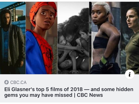 CBC names 'BOOST' in Top 5 Films of 2018