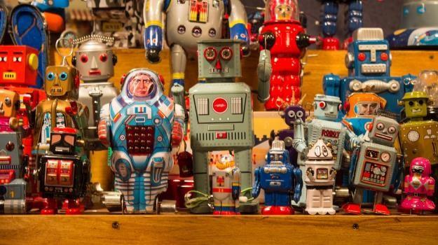 Le marché du jouet