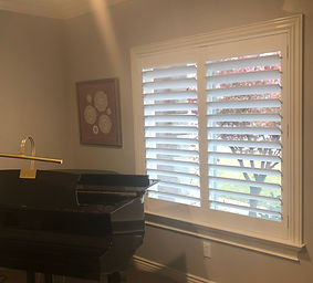 rodless plantation shutters