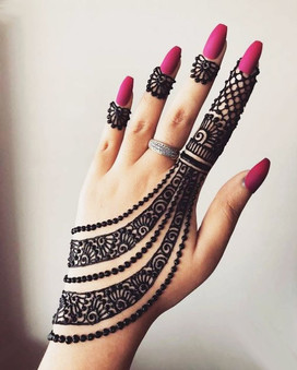 simple mehndi designs for eid