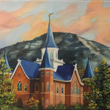 Provo Tabernacle Temple