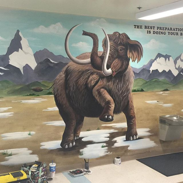 Woolley ES Mammoths