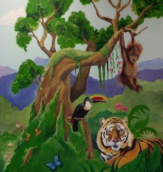 denist mural