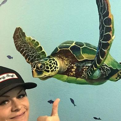 Siena Peds turtles