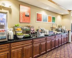 Comfort Inn Breakfast