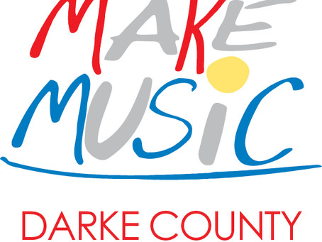 Announcing Performers for Make Music Darke County