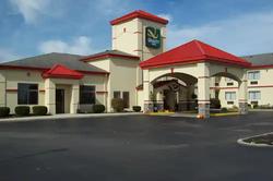 Quality Inn entrance
