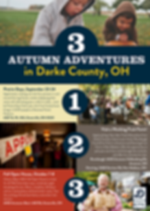 Autumn Adventures in Darke County Ohio