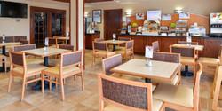 Holiday Inn Breakfast
