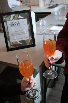 Welcoming Mocktail