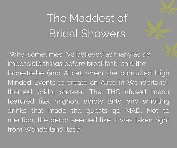 The Maddest of Bridal Showers