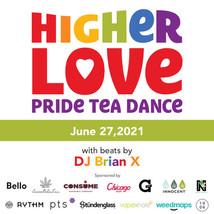 HigherLove Pride Tea Dance.