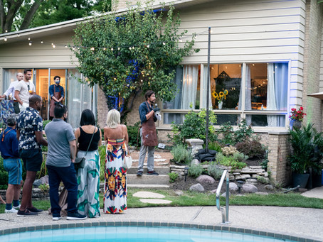 How To Host a Cannabis-Infused Summer Party