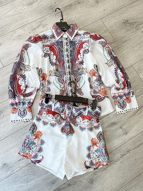 zimmermann ninety six shirt