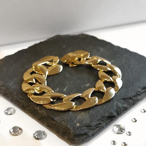 Chunky Chain Bracelet | Gold