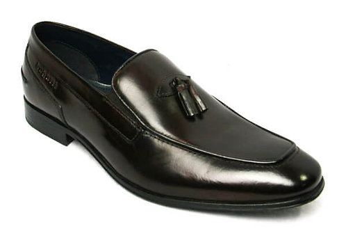 mens burgundy loafer