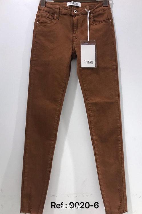 camel high waist jeans
