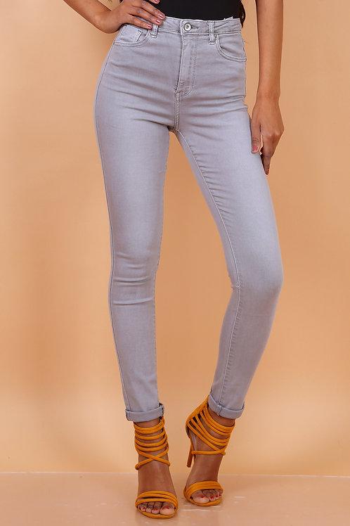 toxik grey jeans
