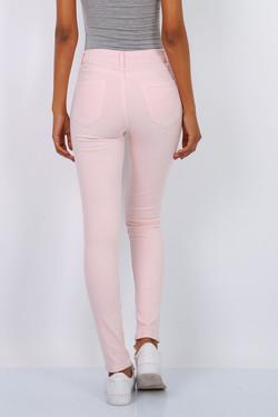 Toxik 3 Jeans | Light Pink L1700-11 Mid Rise