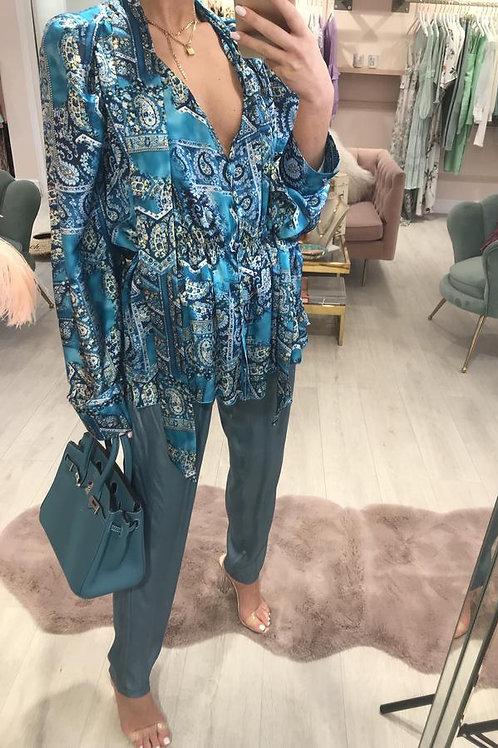 romie blouse