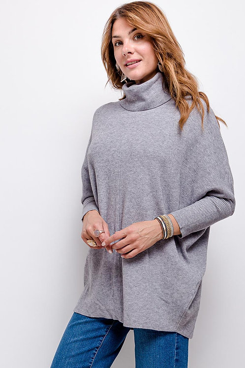 Roll Neck Jumper | One Size