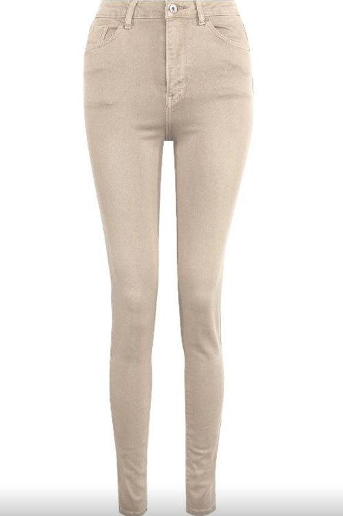 toxik beige jeans