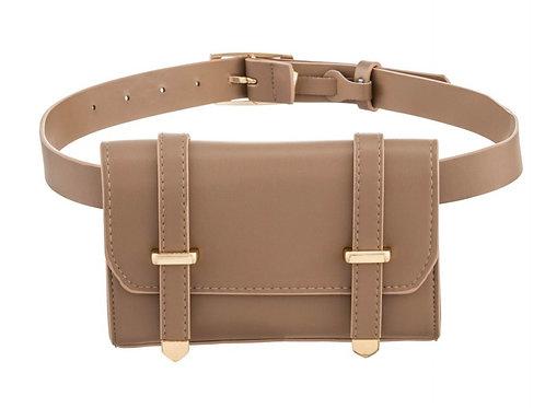 Belt Bag   Taupe