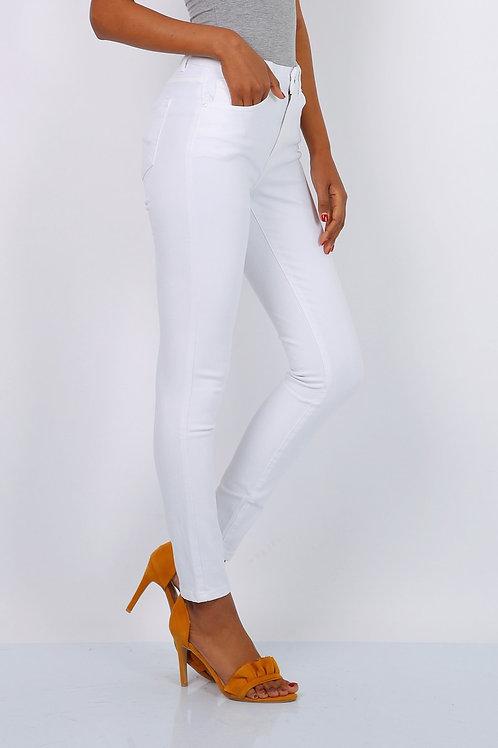 white toxik jeans