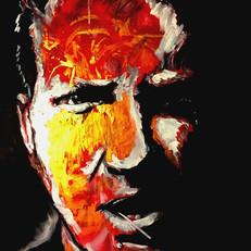 """Josh Homme 35"""" x 22.5"""""""