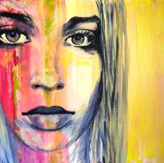 "Fiona Apple 24"" x 36"""